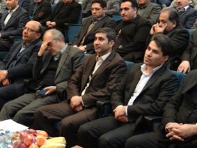 طی حکمی از طرف مهندس حاج رسولیها مهندس نجفیان بعنوان مدیر عامل شرکت آب منطقه ای البرز منصوب شد