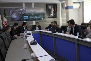 نشست طرح جمع آوری وهدایت آبهای سطحی شهر کرج برگزار شد